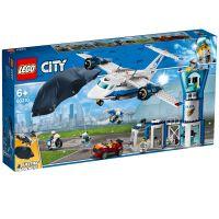 LEGO® City - 60210 Baza politiei aeriene (60210)