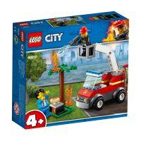 LEGO® City - Stingerea incendiului de la gratar (60212)