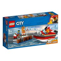 LEGO® City - Incendiul de la docuri (60213)