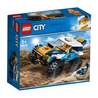 LEGO® City Masina de raliu din desert (60218)