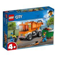 LEGO® City - Camion pentru gunoi (60220)