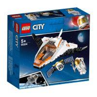 LEGO® City - Misiune de reparat sateliti (60224)