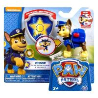 6022626_043w Figurina si insigna Paw Patrol - Chase (20114748)