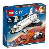 LEGO® City - Space Port Naveta de cercetare a planetei Marte (60226)