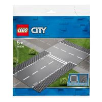 "LEGO® City - Intersectie dreapta si in  ""T"" (60236)"