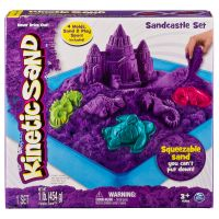 Set nisip Kinetic Sand Mov 454g