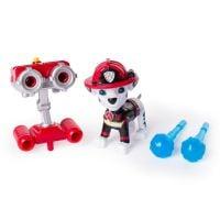 Figurina Paw Patrol Hero Pup, Fire Rescue, Marshall, 20103600