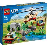 LG60302_001w LEGO® City - Operatiune de salvare a animalelor salbatice (60302)