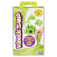 Rezerva nisip colorat Kinetic Sand, verde, 226g