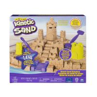 6037507_001w Set Kinetic sand - Castelul de nisip, 1.4 Kg