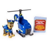 6044194_001w Set figurina si mini vehiul Paw Patrol Ultimate, Chase, 20101478