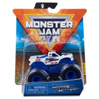 6044941_028w Masinuta Monster Jam, Scara 164, Razin Kane, Albastru