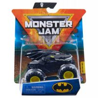 6044941_029w Masinuta Monster Jam, Scara 1:64, Batman, Negru