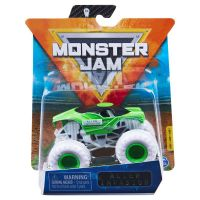 6044941_030w Masinuta Monster Jam, Scara 1:64, Alien Invasion, Verde