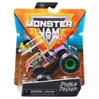 6044941_047w Masinuta Monster Jam, Scara 164, Double Decker, 20130582