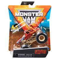 6044941_052w Masinuta Monster Jam, Scara 164, Zombie, 20130587
