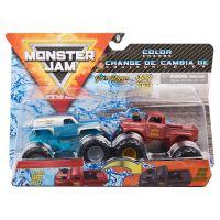6044943_019w Set 2 masini Monster Jam, Scara 1:64, Grave Digger The Legend si Grave Digger