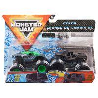 6044943_020w Set 2 masini Monster Jam, Scara 164, Alien Invasion si Soldier Fortune