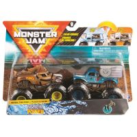 6044943_011w Set 2 masini Monster Jam, Scara 1:64, Horse Power si W
