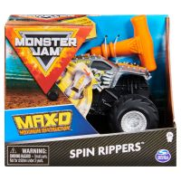 6044990_007w Masinuta Monster Jam, Scara 143, Max-D Spin Rippers
