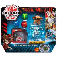 6045132_018w Set 5 Bakugan Battle Planet, Aurelus Lupitheon, Haos Vicerox, 20115152