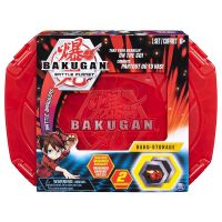 6045138_001w Set Baku-cutie de depozitare Bakugan Battle Planet, Red, 20104005