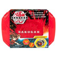 6045138_005w Set Baku-cutie de depozitare Bakugan Battle Planet, Red, 20115348