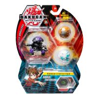 6045144_041w Set Bakugan Battle Planet Starter Darkus Turtonium, 20108790