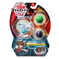 6045144_042w Set Bakugan Battle Planet Starter Haos Nillious, 20108791