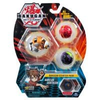 6045144_059w Set Bakugan Battle Planet Starter Pack, Aurelus Gorthion, 20118474