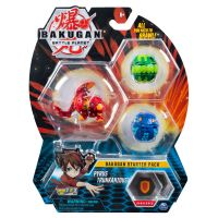 6045144_078w Set Bakugan Battle Planet Starter Pack, Pyrus Trunkanious, 20119857