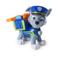 6046672_006w Figurina cu uniforma de politie Paw Patrol, Rocky (20107298)