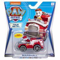 6053257_002w Masinuta cu figurina Paw Patrol True Metal, Marshall 20120840