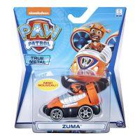 6053257_009w Masinuta cu figurina Paw Patrol True Metal, Zuma 20121384