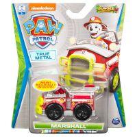 6053257_028w Masinuta cu figurina Paw Patrol True Metal, Marshall 20121337