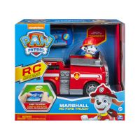 6054195_001w Figurina cu masina Paw Patrol Marshall RC