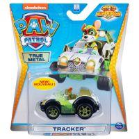 6054830_011w Masinuta cu figurina Paw Patrol True Metal, Tracker 20127220