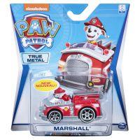 6054830_017w Masinuta cu figurina Paw Patrol True Metal, Marshall, 20127202