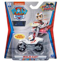 6054830_022w Masinuta cu figurina Paw Patrol True Metal, Wild Cat, 20130497