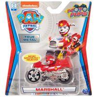 6054830_023w Masinuta cu figurina Paw Patrol True Metal, Marshall, 20134623