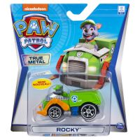 6054830_024w Masinuta cu figurina Paw Patrol True Metal, Rocky, 20127213