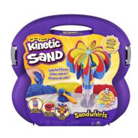 6055859_001w Kinetic Sand, Spin Master, set de joaca, fantana de nisip