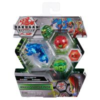 6055886_002w Set Bakugan Armored Alliance, Gillator Ultra, Ryerazu, Hydorous 20124818