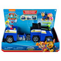 6055931 20122545 Set Masinuta cu figurine Paw Patrol Split Second Vehicle 20122545