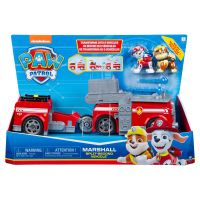 6055931 20122546 Set Masinuta cu figurine Paw Patrol Split Second Vehicle 20122546
