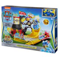 6055933_001w Set de joaca Lansator cu vehicul Paw Patrol Mighty Meteor Track