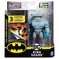 6055946_025w Set Figurina cu accesorii surpriza Batman, King Shark 20125792