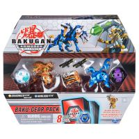 6056037_003w Set 4 Bakugan Armored Alliance, Dragonoid, Howlkor, 20122678