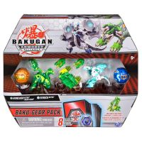 6056037_005w Set 4 Bakugan Armored Alliance, Howlkor Ultra, Eenoch Ultra, 20124160