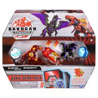 6056037_006w Set 4 Bakugan Armored Alliance, Trox Ultra, Pegatrix Ultra, 20124161